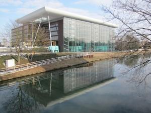 Strasbourg, Agora-Gebäude des Europarats