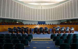 Strasbourg, Europäischer Gerichtshof für Menschenrechte
