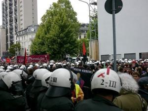 Demo-Frankfurt