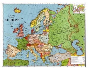 Europakarta-1932