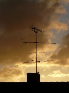 Rundfunkantenne