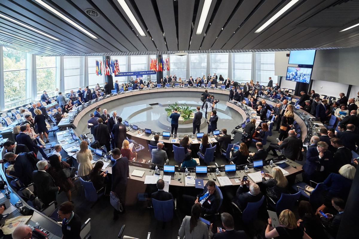Europarat, Ministerkonferenz