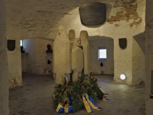 Mahnmal gegen die Vertreibung auf Schloß Burg, Solingen
